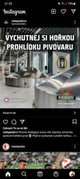 Instagram skrývání příspěvků filtr citlivého obsahu 1 hlavní karta
