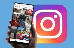 Instagram skrývání příspěvků filtr citlivého obsahu
