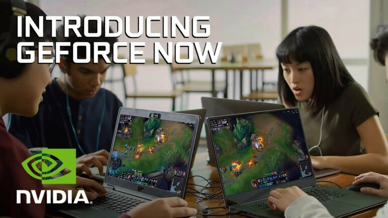 Introducing GeForce NOW | The Power to Play in the Cloud