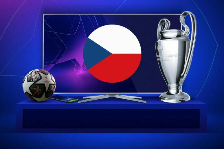 Liga mistrů fotbal O2 TV T-Mobile TV Telly Nova