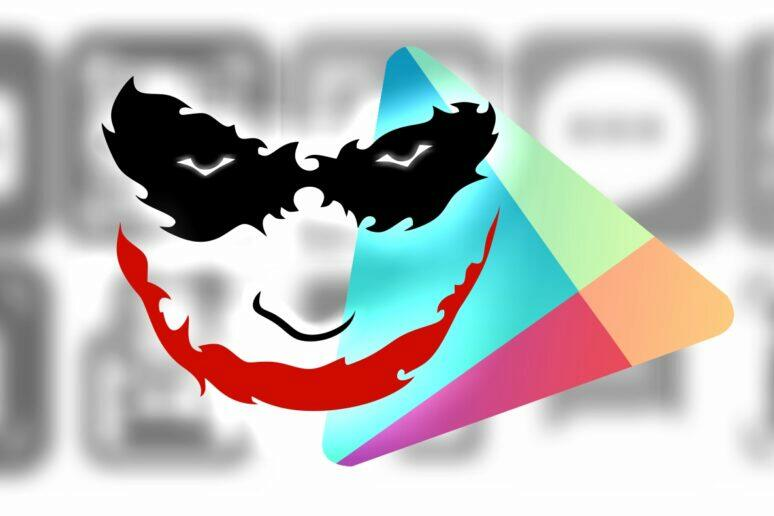 Malware Joker aplikace 2021 Obchod Play