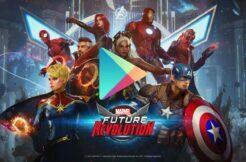 Marvel Future Revolution mobilní hra Obchod Play Android