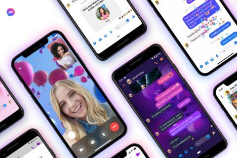 Messenger 10 novinek výročí