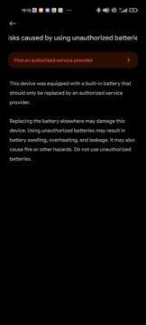 neoriginalni baterie xiaomi