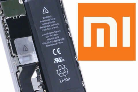 neoriginalni baterie xiaomi upozorneni
