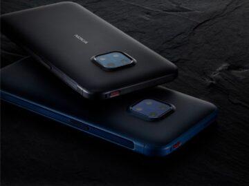 Nokia XR20 ČR cena parametry barvy