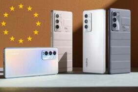 nové mobily realme