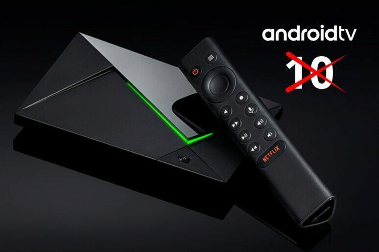 Nvidia Shield Android TV 10