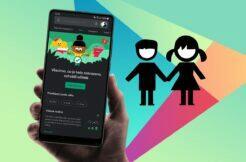 Obchod Play aplikace hry pro děti schváleno učitelem