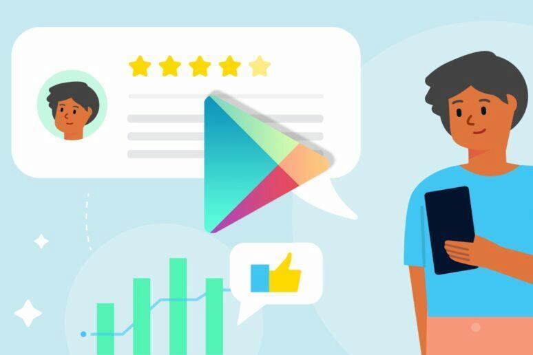 Obchod Play nový systém hodnocení