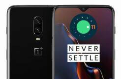 OnePlus 6 6T Android 11