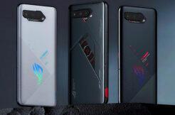 Řada Asus ROG Phone 5s představena