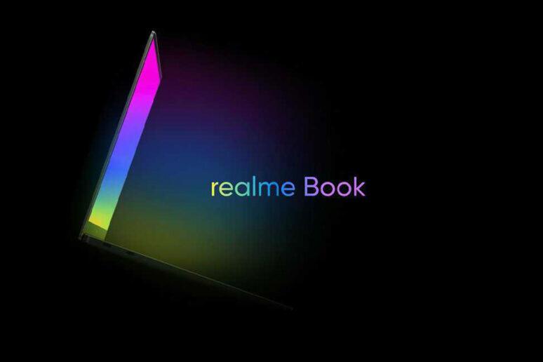 realme book specifikace