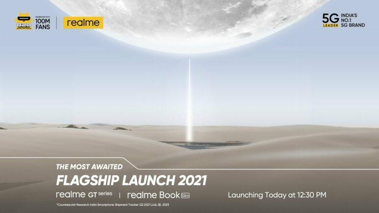 realme GT series & realme Book (Slim) | Launch Event