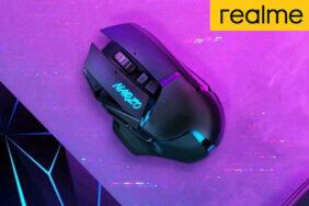realme herní myš