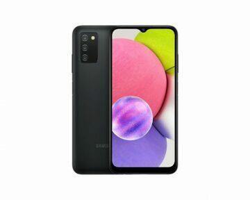 Samsung Galaxy A03s představen