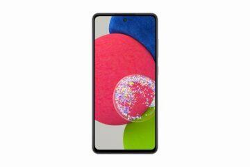 Samsung Galaxy A52s 5G displej