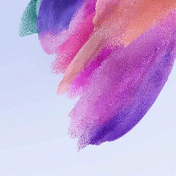 Samsung Galaxy S21 FE tapety růžová světlá