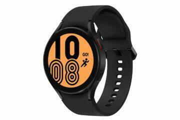 Samsung Galaxy Watch4 černá
