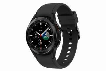 Samsung Galaxy Watch4 Classic černá
