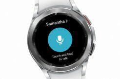 Samsung Galaxy Watch4 vysílačka WalkieTalkie