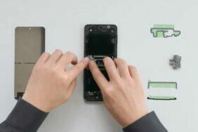 Samsung Galaxy Z Flip Galaxy Z Fold voděodolnost
