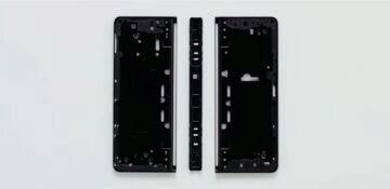 Samsung Galaxy Z Flip Galaxy Z Fold voděodolnost díly