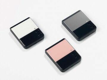 Samsung Galaxy Z Flip3 barvy