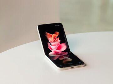 Samsung Galaxy Z Flip3 ohebný