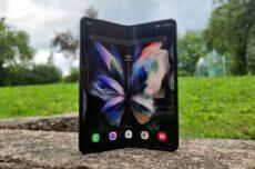 Samsung Galaxy Z Fold3 recenze