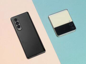 Samsung Galaxy Z Fold3 Z Flip3 cena parametry design