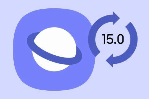 Samsung Internet 15