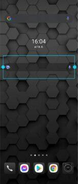 Samsung Internet 15 widget