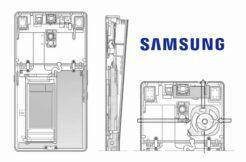 Samsung počet patentů Q1 2021
