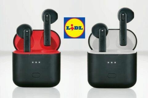Silvercrest STSK 2 D4 bezdrátová Bluetooth TWS sluchátka LIDL Shop