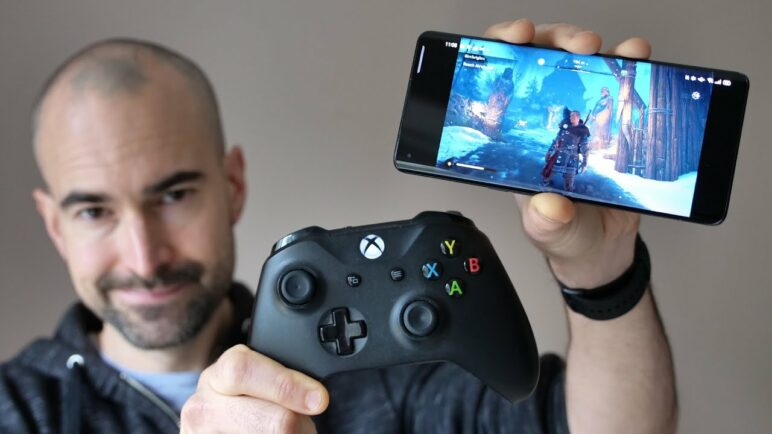 Stream Xbox To Your Phone, Play Anywhere! | Game Pass & Remote Play
