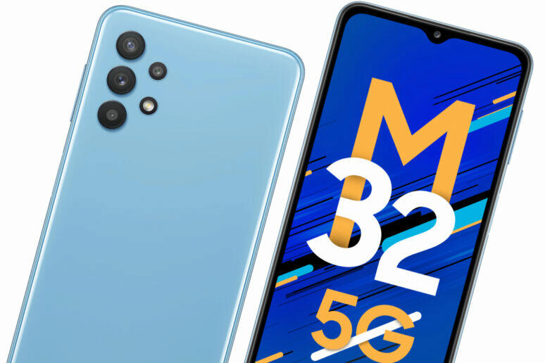 telefon samsung galaxy m32 5g predstaveni
