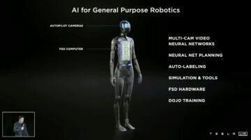 Tesla Bot Elon Musk robot asistent AI