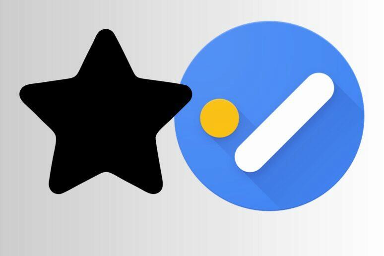 Úkoly Google hvězdičky záložky