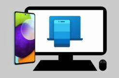 Váš Telefon Samsung Galaxy A52 spouštění aplikací Windows