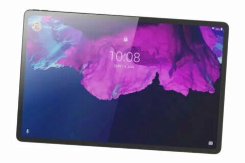 vlajkový tablet Lenovo Snapdragon 888