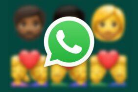 WhatsApp nové Emoji Unicode 13.1
