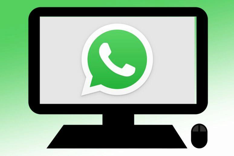 WhatsApp Web PC návod