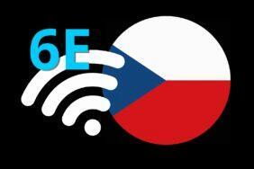 WiFi 6E ČR ČTÚ kmitočty