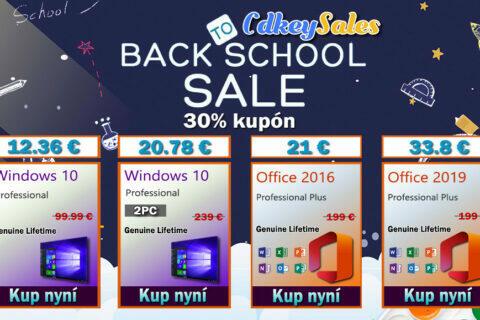 Windows 10 za nejnižší cenu