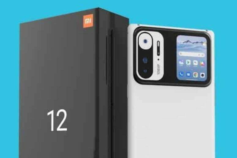Xiaomi 12 fotoaparáty 200mpx