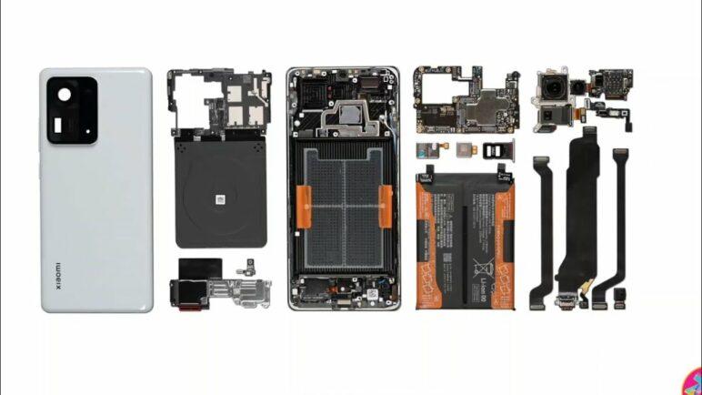 Xiaomi Mi Mix 4 5G Teardown Video - Where Is Under Display Camera ?