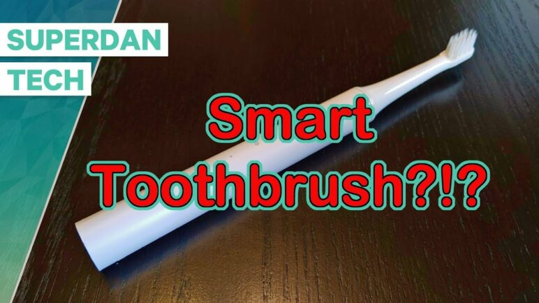 Xiaomi Mijia T100 Smart Electric Toothbrush | Smart?!?