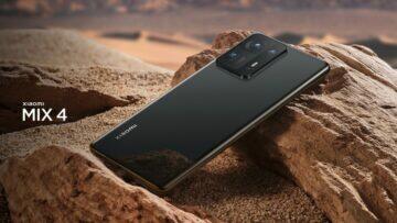 Xiaomi MIX 4 černá