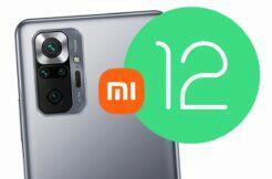 Xiaomi Redmi POCO Blackshark Android 12 mobily